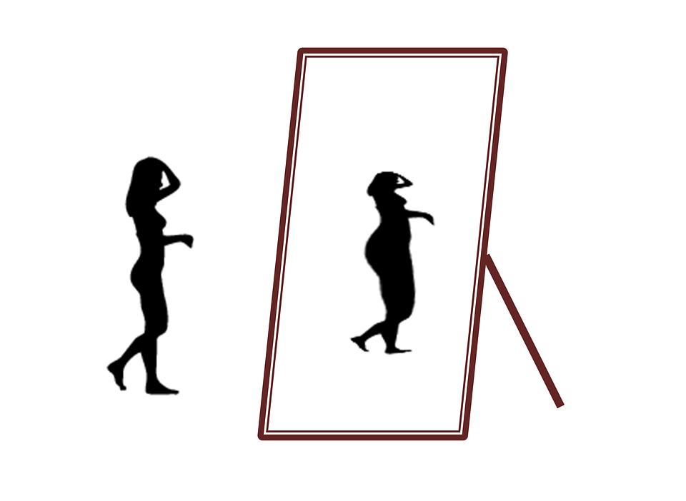 Odraz v zrcadle
