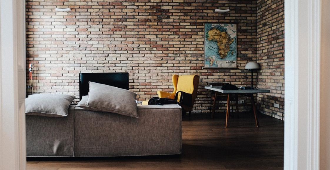 pěkný obývák